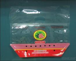 Sacchetti a chiusura lampo dell'alimento per l'imballaggio dell'uva