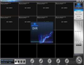Auth-Security Hybrid DVR Software