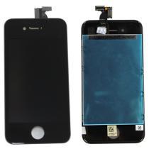 affissione a cristalli liquidi di iPhone 4S dell'esposizione di iPhone con l'assemblea di schermo di tocco