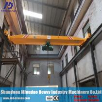 CE ISO Certificates Approved 5 Ton Overhead Crane