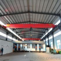 中国Mingdaoクレーンブランドの自由で永続的な頭上式橋クレーンシステム