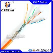 S/FTP S/UTP F/FTP 4 accoppiamenti del cavo schermato Cat7