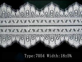 eyelash lace trim
