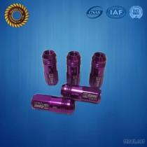 Het professionele CNC Zandstralen dat van het Aluminium Delen machinaal bewerkt