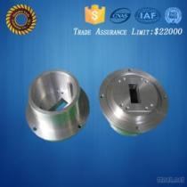 Douane CNC die Zink/Tin/Titanium Geplateerde Vervangstukken Machanical machinaal bewerkt