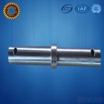Zink/Nikkel/Tin/Chroom Geplateerd Staal CNC die Delen Gedraaide Schacht, de Spelden van de Schacht machinaal bewerken, die Machinaal bewerkend Schacht draaien