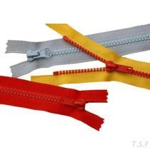 Plastik Zippers TSF-210