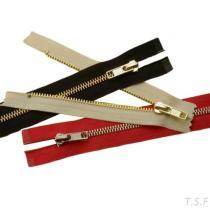 Il metallo Zippers TSF-207