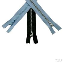 Plastik Zippers TSF-202