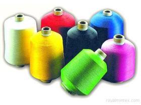 Stretch Nnlon Yarn And Textured Polyester Yam