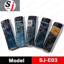 China-Feuerzeug-billig elektronisches Feuerzeug