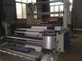 Slitting And Rewinding Paper Machine