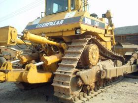 De KAT van de bulldozer D9N