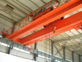 QDのモデル二重ビーム天井クレーン