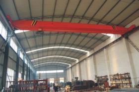 LDAのモデル単一のビーム天井クレーン