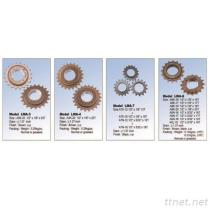 KYOLI FREEWHEELS & SPROCKETS LW-2