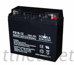 12V18Ah Siegelblei-Säure-Batterie/Ups System Batery
