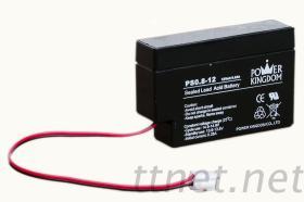 12V0.8AH Siegelblei-Säure-Batterie