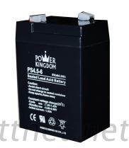 6V4.5Ah Siegelblei-Säure-Batterie