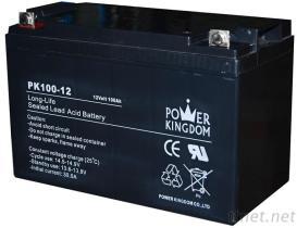 Batterie des Sonnensystem-12V100Ah