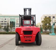 12T op zwaar werk berekende Diesel van de Vorkheftruck Vorkheftruck