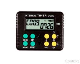1600 Interval And Dual Countdown Digital Timer
