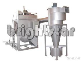 De Machine van de Verwerking van het Afval van het Aluminium van de hoge snelheid