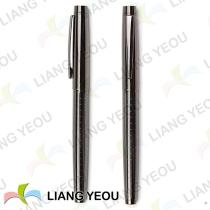 Metallic Rollerball Pen Creative Advertising Pen can With Water-Based Ink be customized LOGO