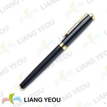 Metallic Rollerball Pen,Personalized Metal Pens Creative Multicolor Advertising Pen With Water-Based Ink