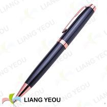 Metallic Ballpoint Pen Creative Multi color Advertising Pen can be customized LOGO