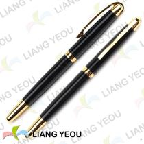 Personalized Metal Pens Plating Promotion Pens With Water-Based Ink