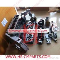 Der KOMATSU-PC200-7 Maschinenteile Exkavator-echte Teil-S6D107