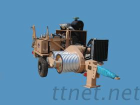 180KN hydraulische Trekker