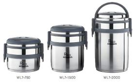 Stainless Steel Vacuum Lunch Box