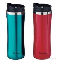Stainless Steel Auto Mug 400ml