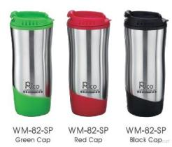 Stainless Steel Auto Mug 16oz