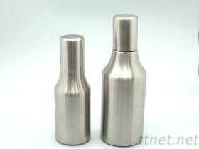 Stainless Steel Single Wall Oil Bottle