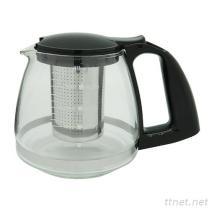 POT di vetro del tè con il setaccio 800ml del tè