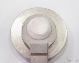 Het Rubber van het silicone aan de Producten van het Metaal