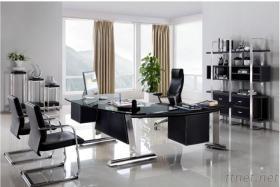 Bureau van het Kantoormeubilair van de luxe Het Uitvoerende