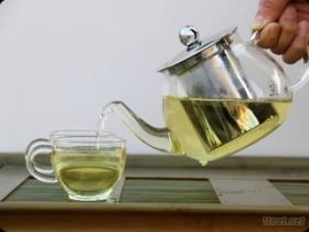 De Reeksen van de Potten van de thee