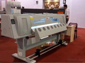imprimeur dissolvant de 1.6M Eco avec 2 têtes et stands japonais originaux YSL-E160 d'Epson DX5