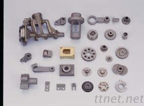 Prodotti dello stampaggio ad iniezione del metallo (MIM)
