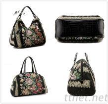 Sacchetto delle donne, stile cinese del sacchetto del ricamo