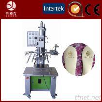 プラスチックおよび皮革製品のための熱い販売ホイルの切手自動販売機