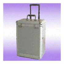 Professional Beauty Case Trolley