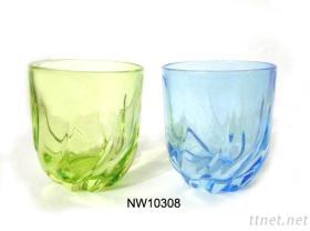 Tazza di vetro di acqua