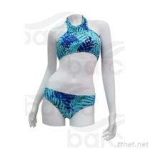 Barco Women'S SW010 Halterneck Bikini