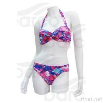 Barco women's SW04 Jungle Flowers Push-up Bikini
