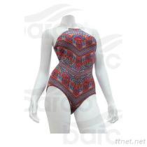 Barco women's SW03 Geometry Totem Printing Swimwear